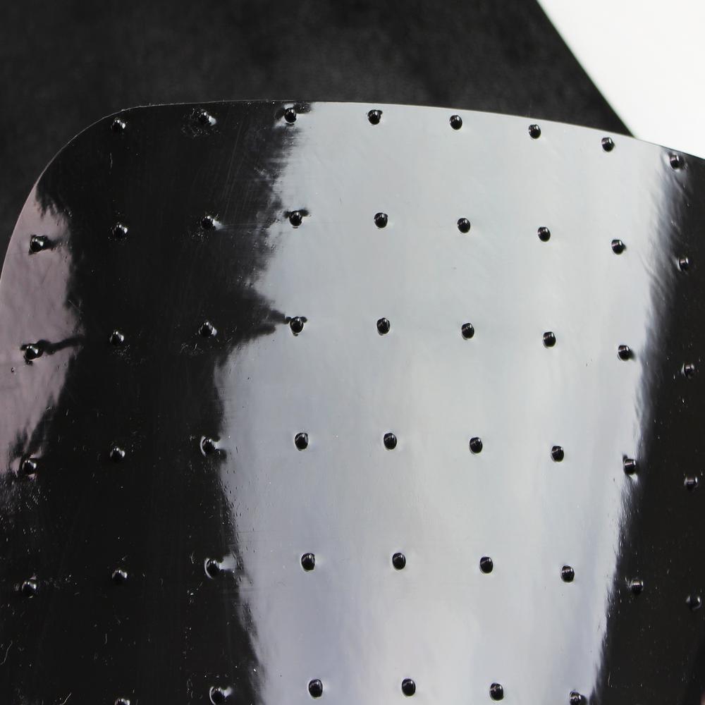 "Vinyl Rectangular Chair Mat for Carpets - 29.5"" x 47"". Picture 8"