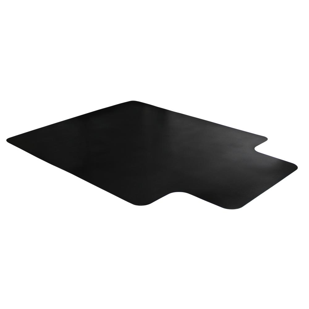 "Vinyl Lipped Chair Mat for Hard Floor - 36"" x 48"". Picture 2"