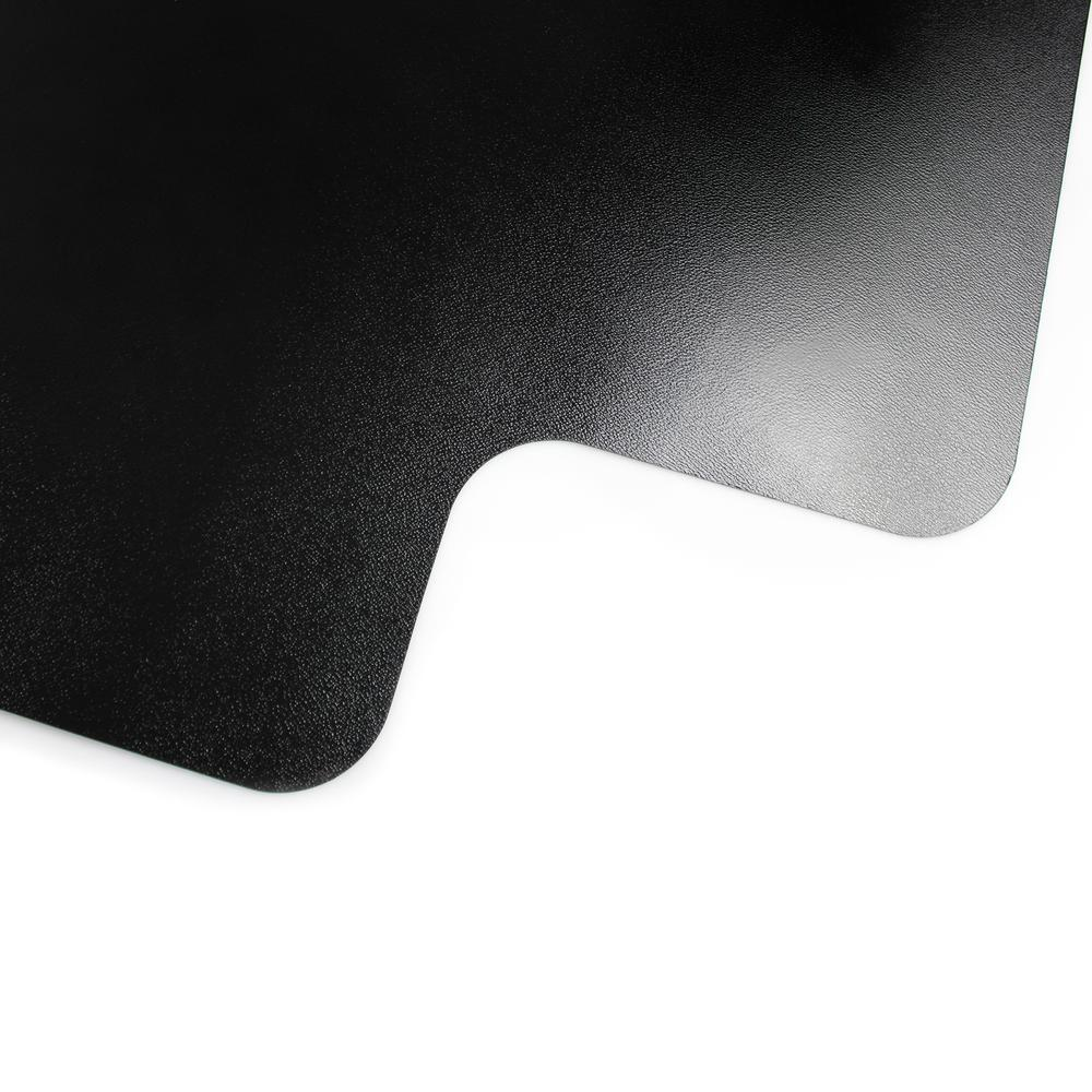 "Vinyl Lipped Chair Mat for Hard Floor - 36"" x 48"". Picture 5"