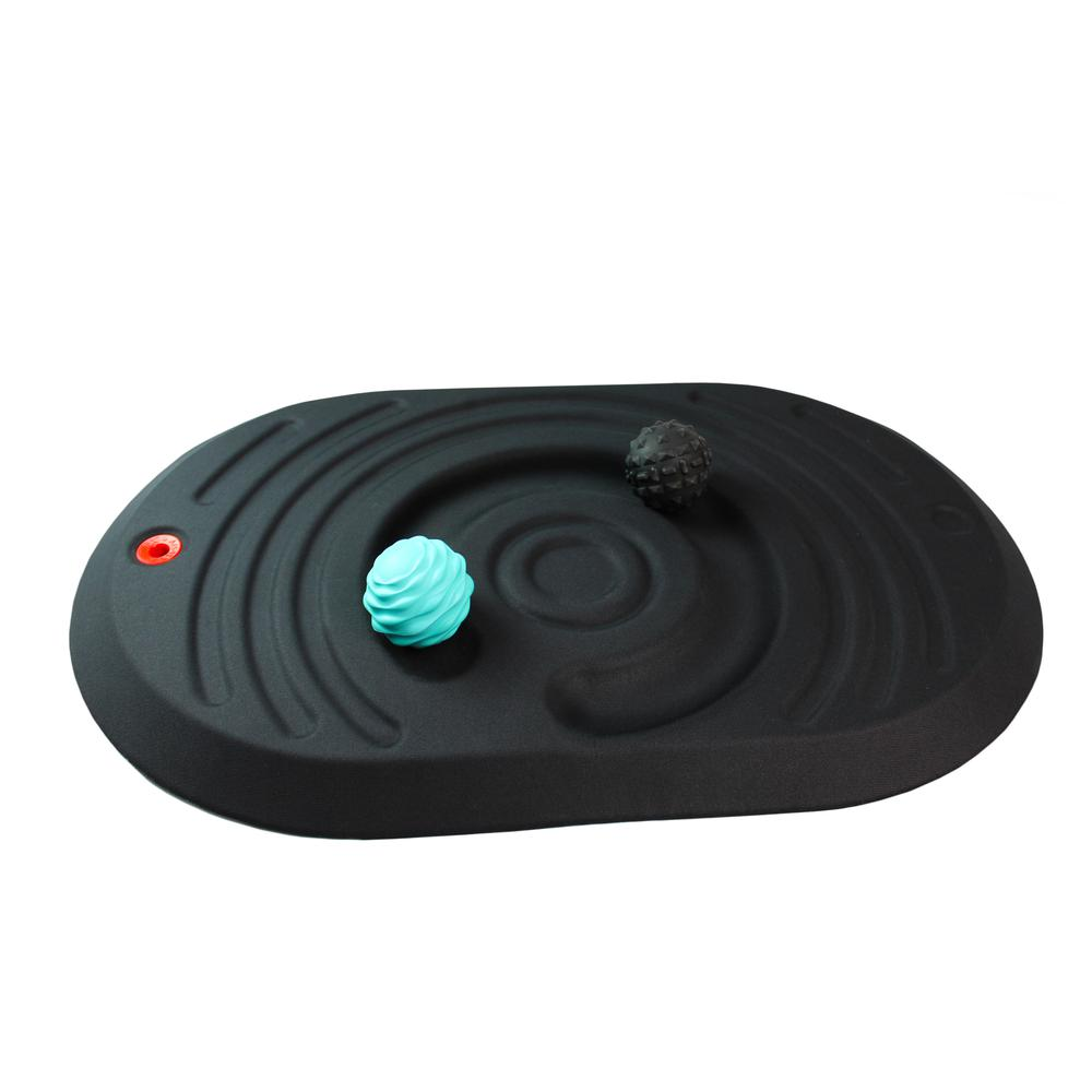 Active Standing Platform with Foot Roller Balls. Picture 1