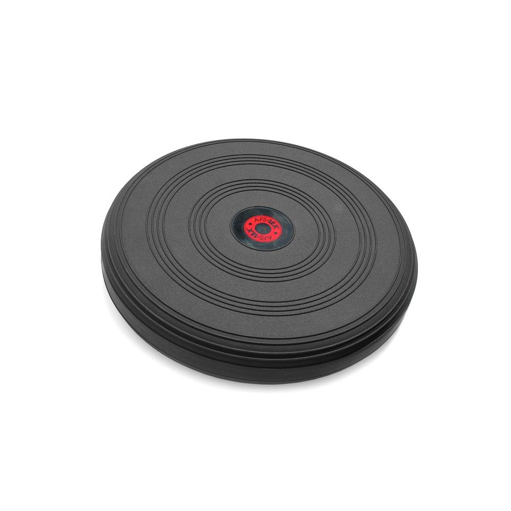 AFS-TEX® Active Anti-Microbial Heavy Duty Home Exercise Wobble Cushion Balance Disc & Pump. Picture 3