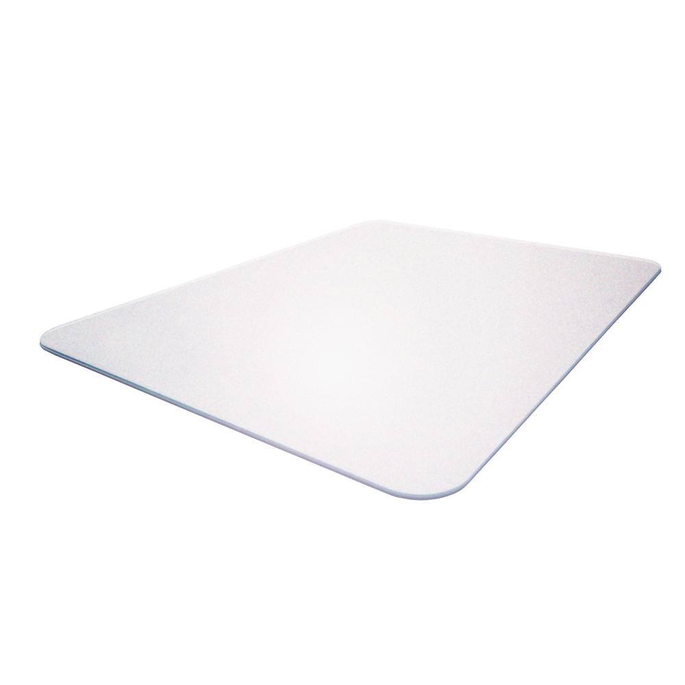 """Cleartex MegaMat, Heavy Duty Chair Mat, for Hard Floors or Carpets, Size 35"""" x 47"""". Picture 6"""