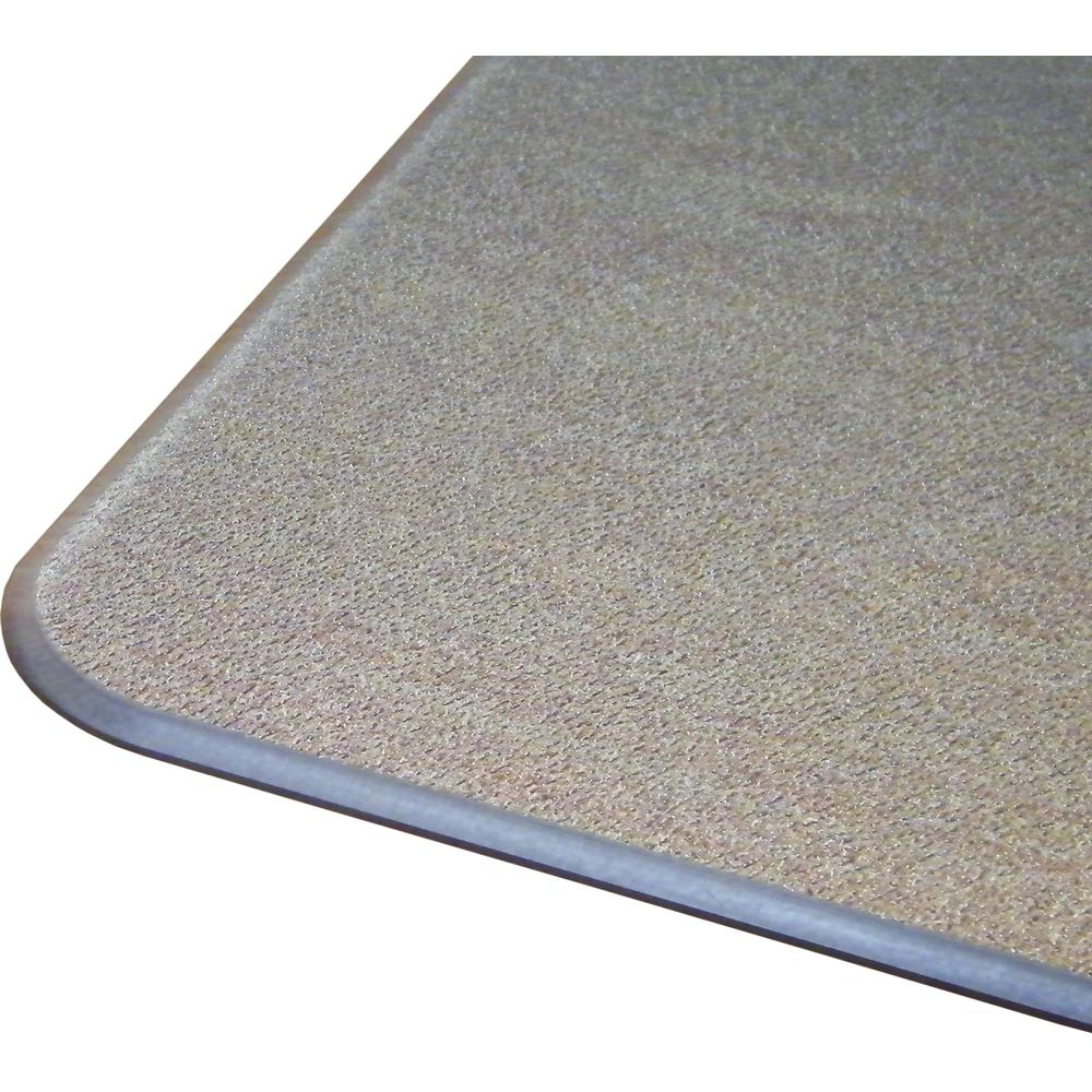 """Cleartex MegaMat, Heavy Duty Chair Mat, for Hard Floors or Carpets, Size 35"""" x 47"""". Picture 5"""