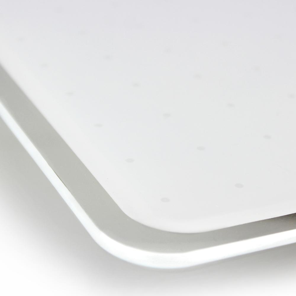 """Black Multi-Purpose Grid Glass Dry Erase Board 14"""" x 14"""". Picture 6"""