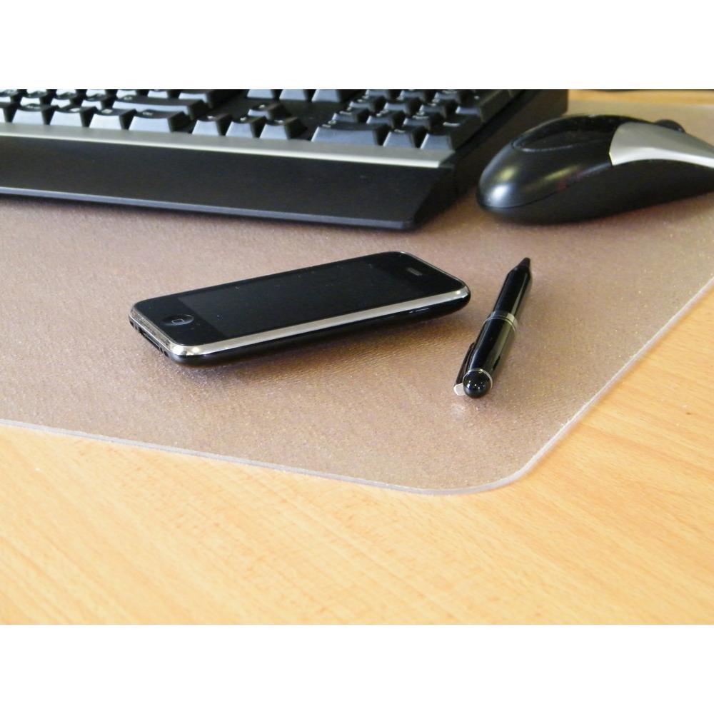 """Desktex, Pack of 4 Anti-Slip Desk Mats, Rectangular , Size 12"""" x 18"""". Picture 4"""