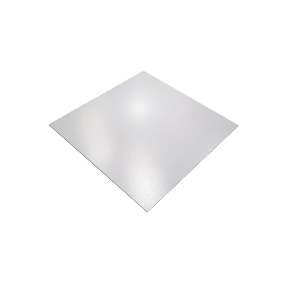 """Cleartex XXL General Office Mat, Square,  Strong Polycarbonate, For Carpets, Size 60"""" x 60"""". Picture 6"""