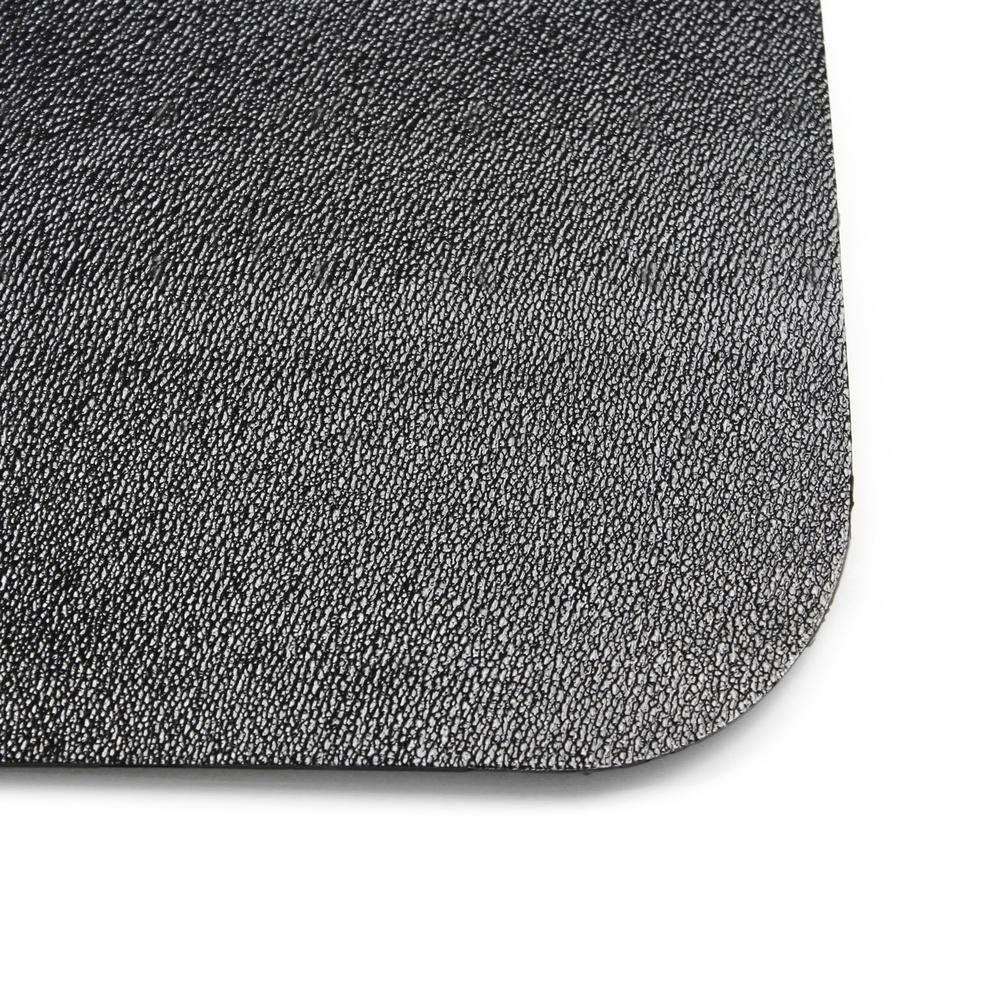 """Vinyl Lipped Chair Mat for Hard Floor - 45"""" x 53"""". Picture 4"""