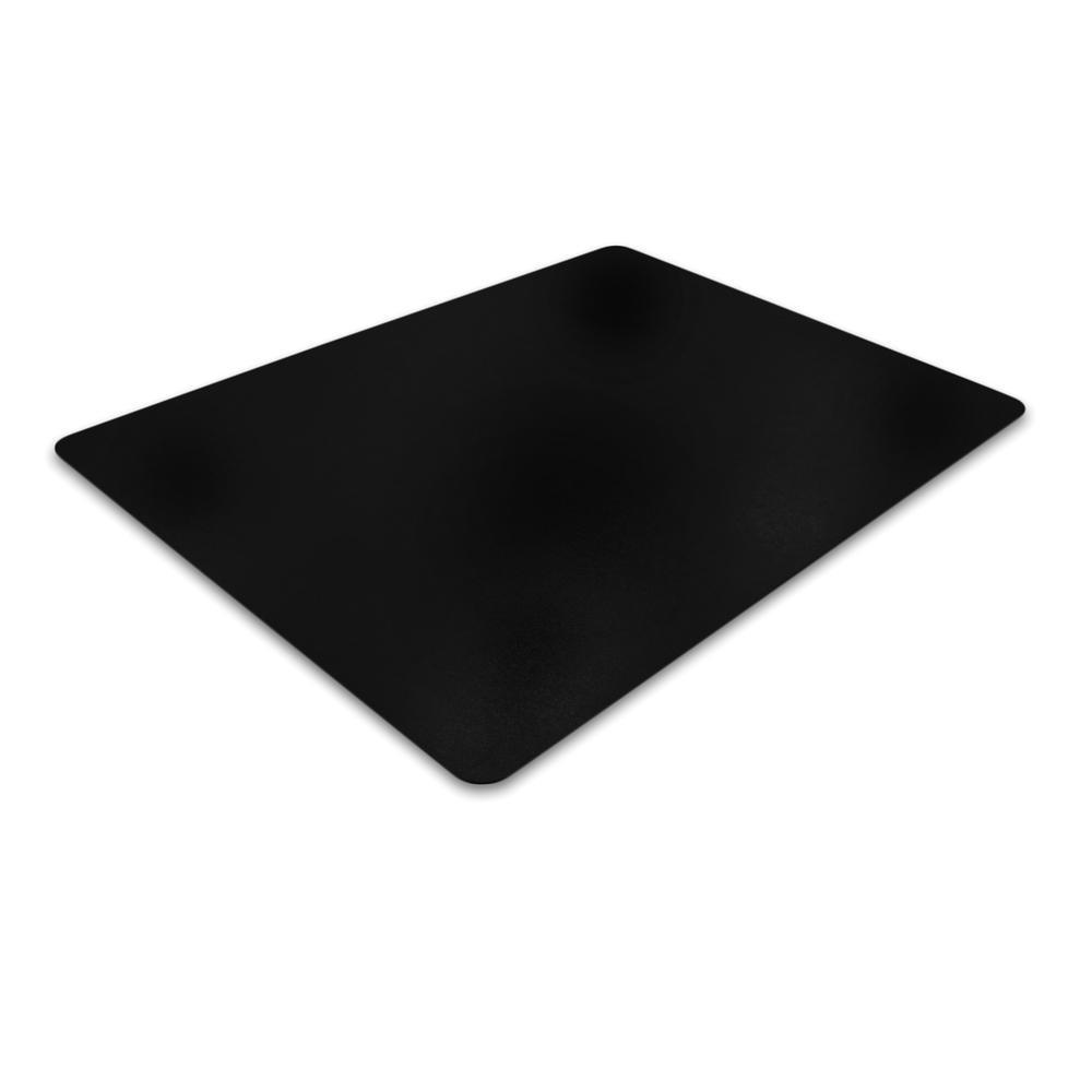 "Vinyl Rectangular Chair Mat for Hard Floor - 48"" x 60"". Picture 3"