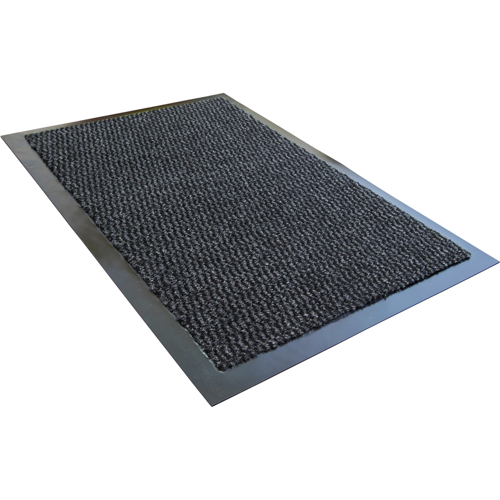 "Doortex Advantagemat Rectagular Indoor Enterance Mat in Gray (24""x36""). Picture 1"
