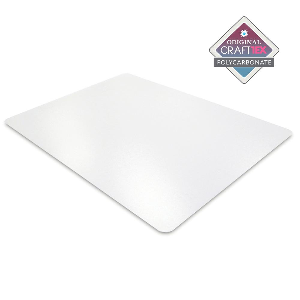 "Polycarbonate Anti-Slip Table Protector - 20"" x 36"". Picture 2"