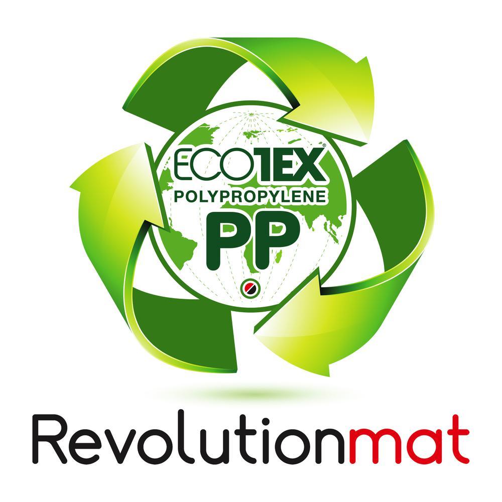 "Ecotex® Polypropylene Rectangular Chair Mat for Carpets - 29"" x 46"". Picture 6"
