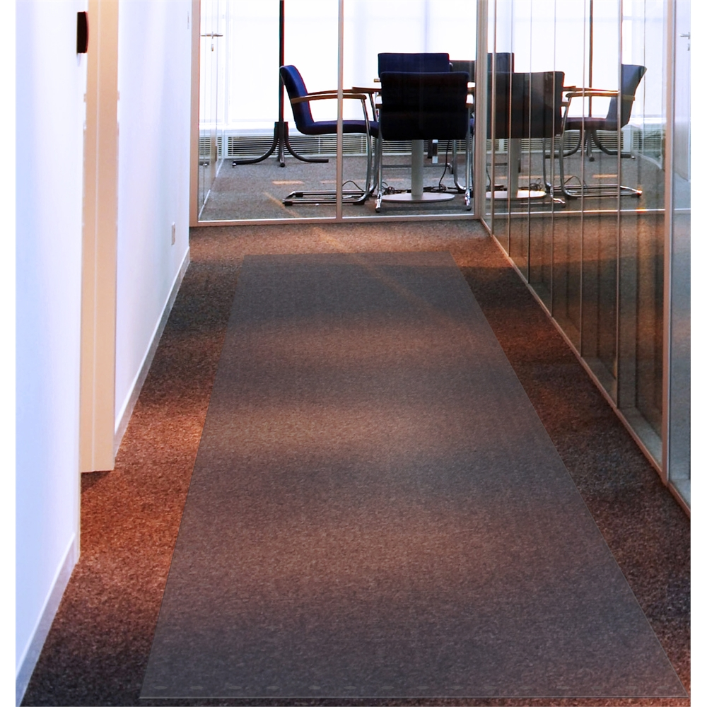 """Floortex Long & Strong Runner for Standard Pile Carpets up to 3/8"""" thick (36"""" x 18ft). Picture 3"""