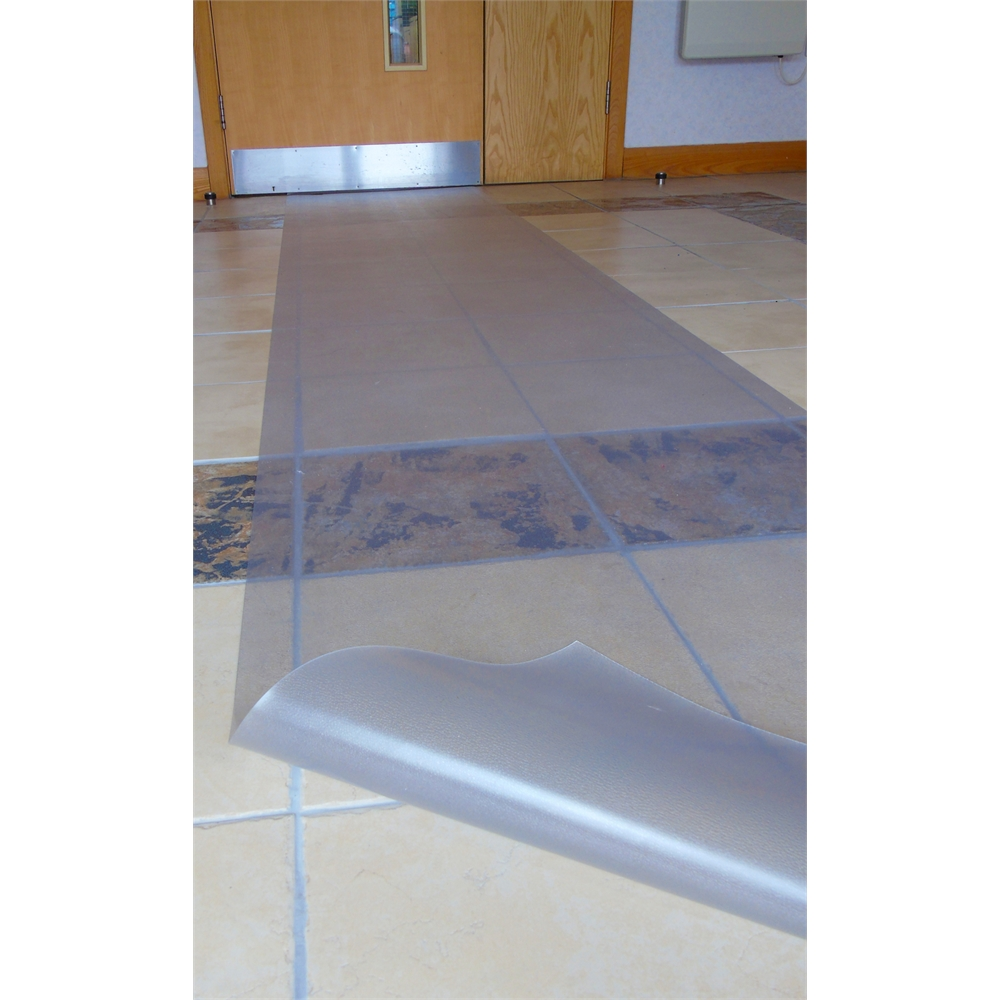 "Long & Strong Runnerr for Hard Floors (36"" x 12ft). Picture 2"