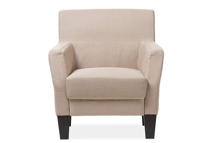 Silhouettes Club Chair Beige