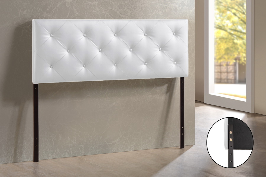 Image Result For Baltimore Faux Leather Upholstered Twin Headboard