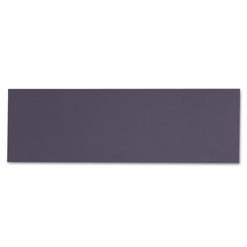 Tackboard For Alera Valencia Series Storage Hutch, 43.13w x 0.5d x 14h, Charcoal. Picture 3