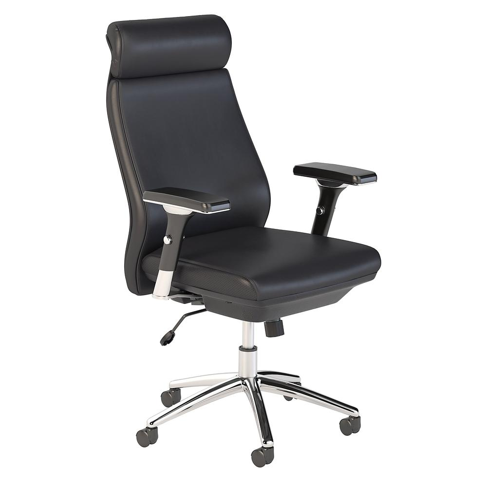 Metropolis High Back Leather Executive Office Chair