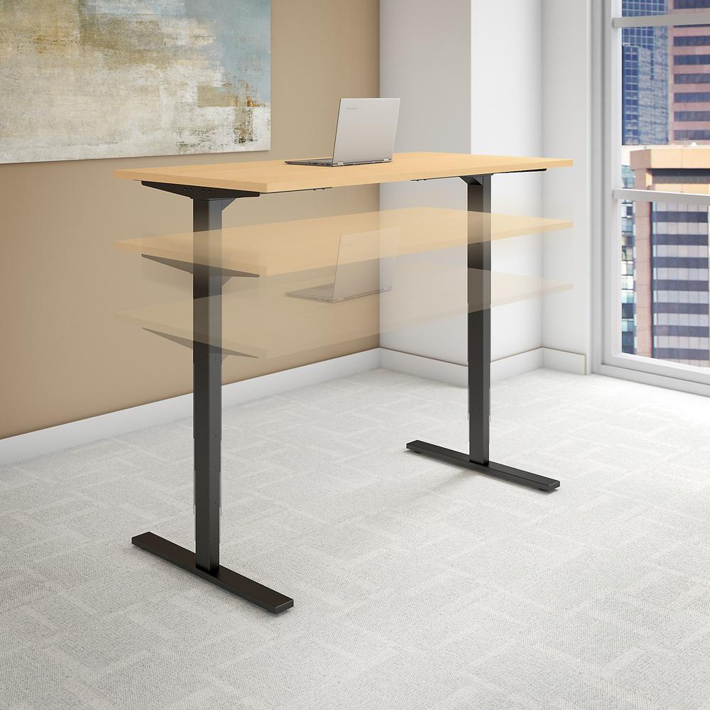 Move 80 Series By 48w X 24d Height Adjustable Standing Desk