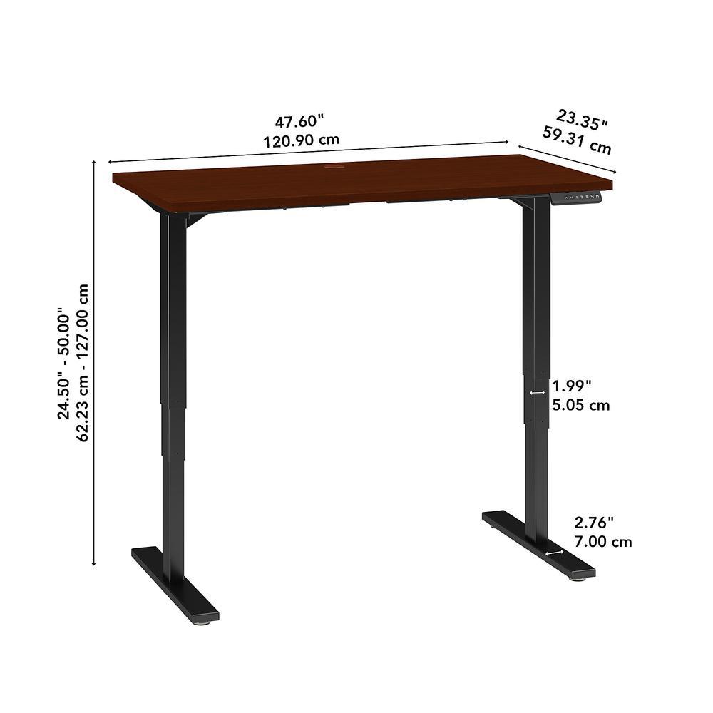 Move 80 Series 48W x 24D Height Adjustable Standing Desk