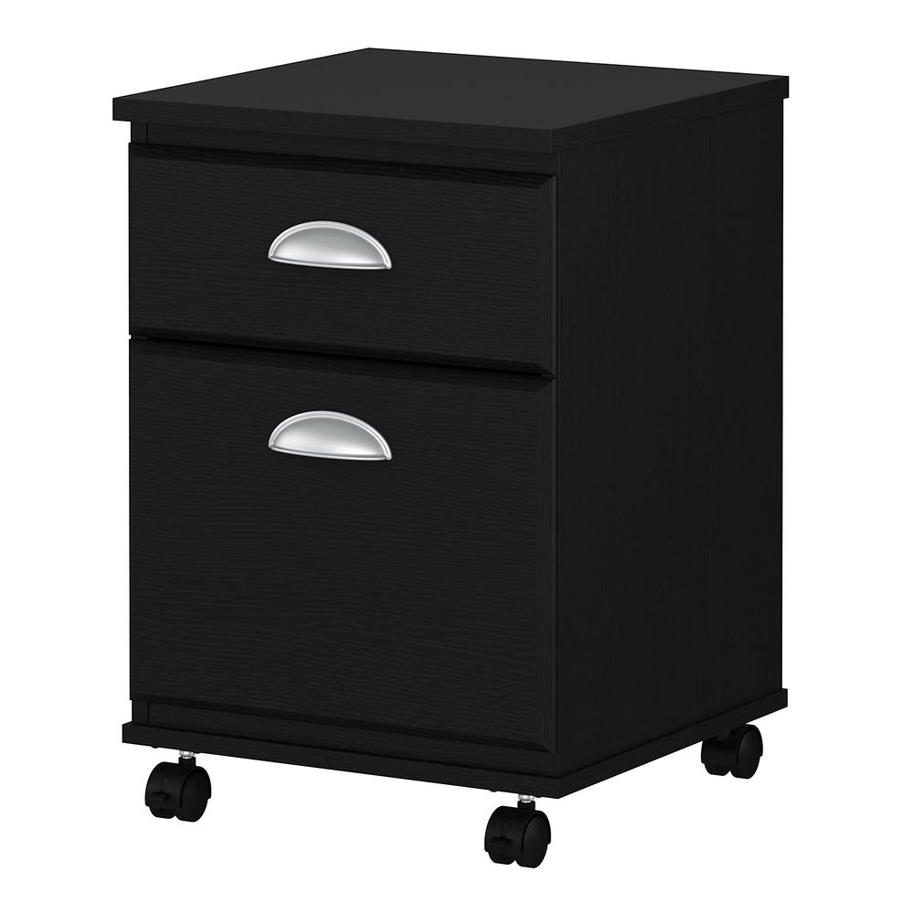 kathy ireland® Home by Bush Furniture Connecticut 2 Drawer Mobile File Cabinet