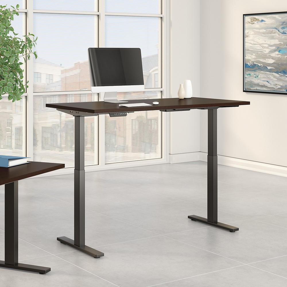 Move 60 Series By 72w X 24d Height Adjustable Standing Desk