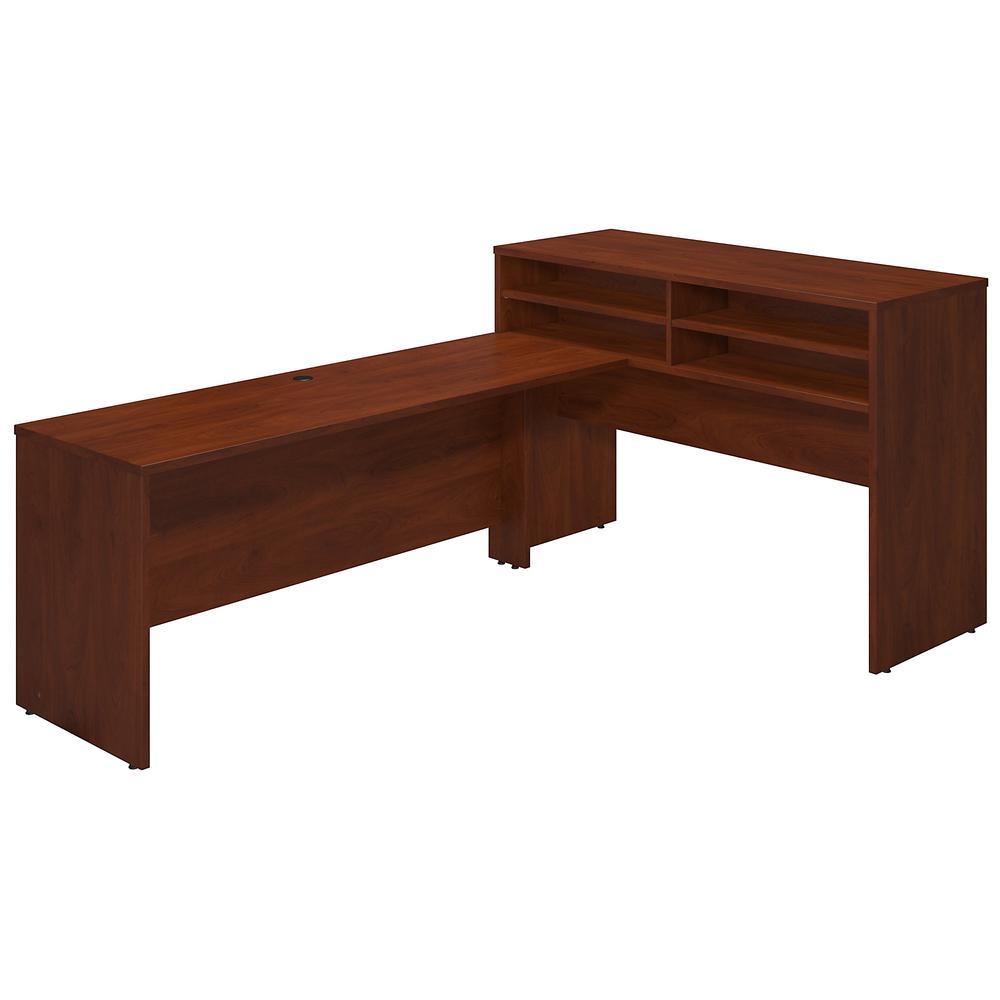 Series C Elite 60w X 24d Standing Height Desk With Shelf