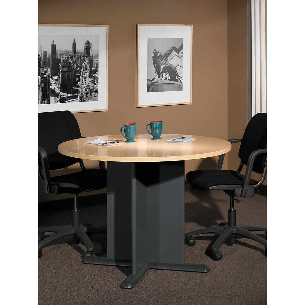 Series C Inch Round Conference Table - 42 inch round office table