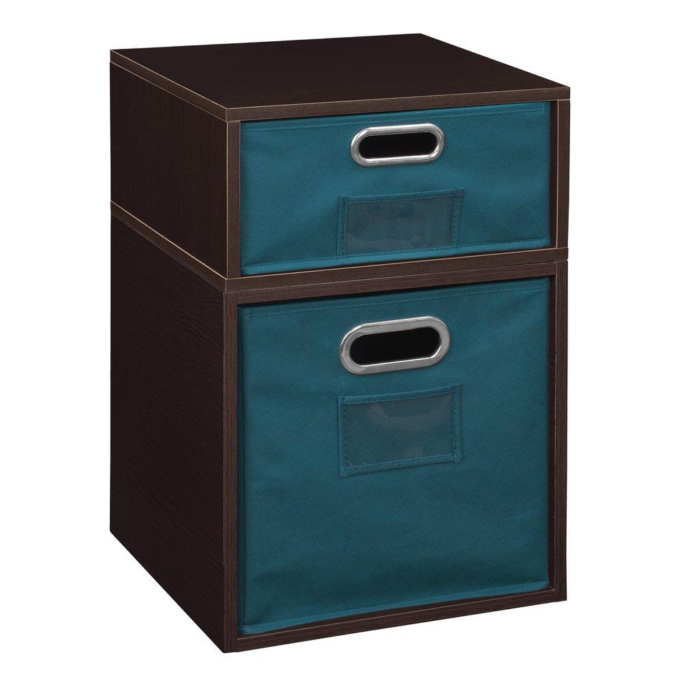 Niche Cubo Storage Set 1 Half Cube 1 Full Cube With