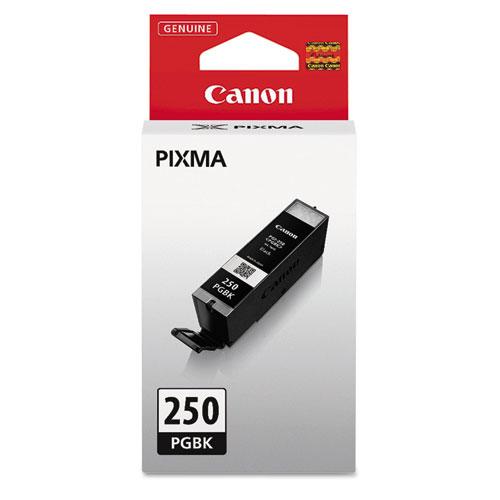 6497B001 (PGI-250) ChromaLife100+ Ink, 300 Page-Yield, Black. Picture 1