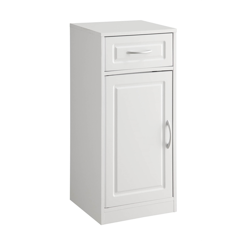 Bathroom 1 Door 1 Drawer Base Cabinet
