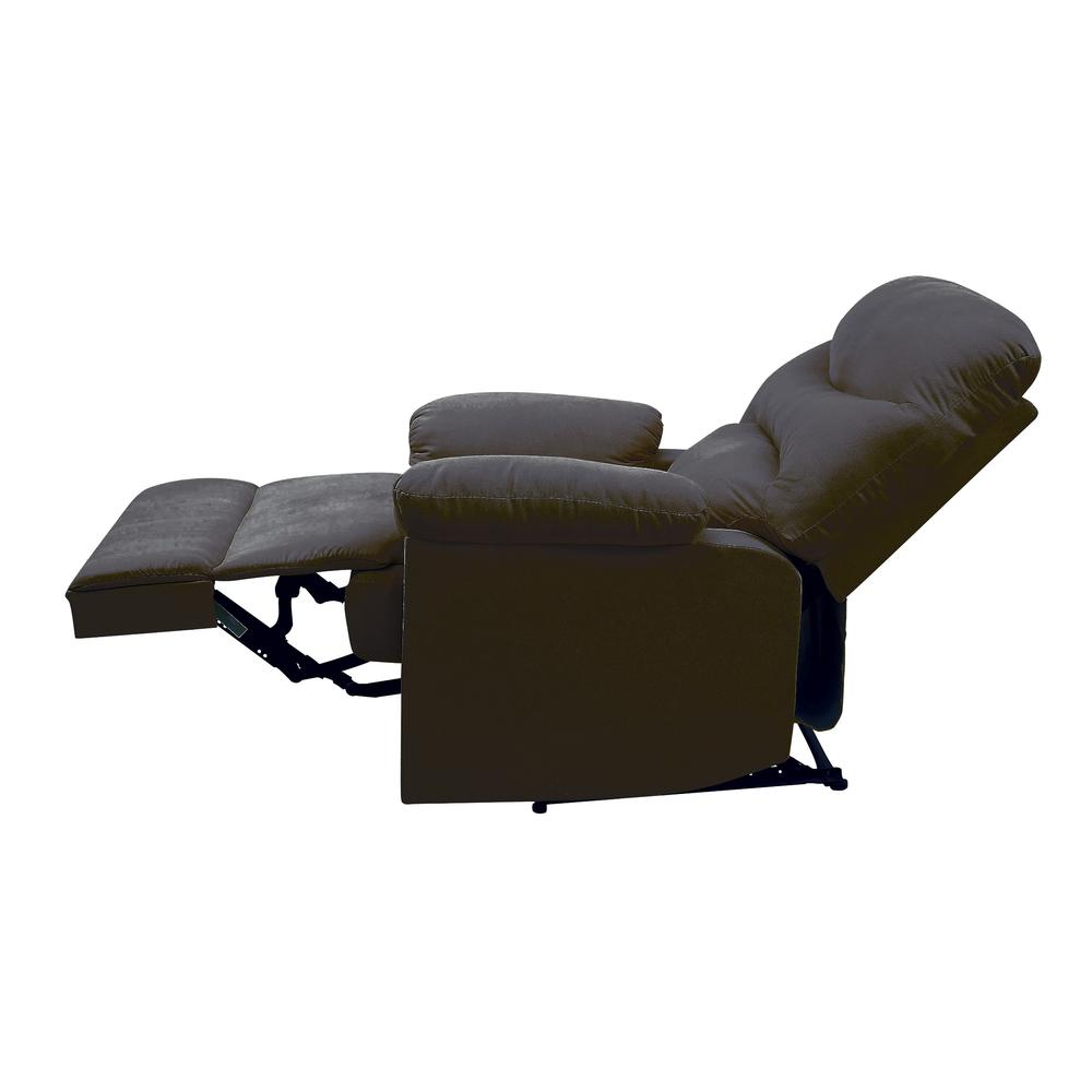 Arcadia Recliner, Beige Fabric. Picture 14