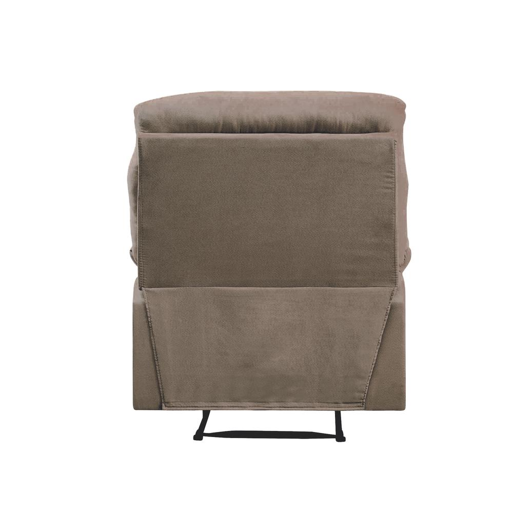 Arcadia Recliner, Beige Fabric. Picture 26