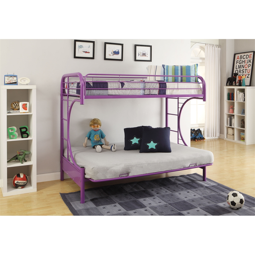 Bunk Bed (Twin/Full/Futon). Picture 1