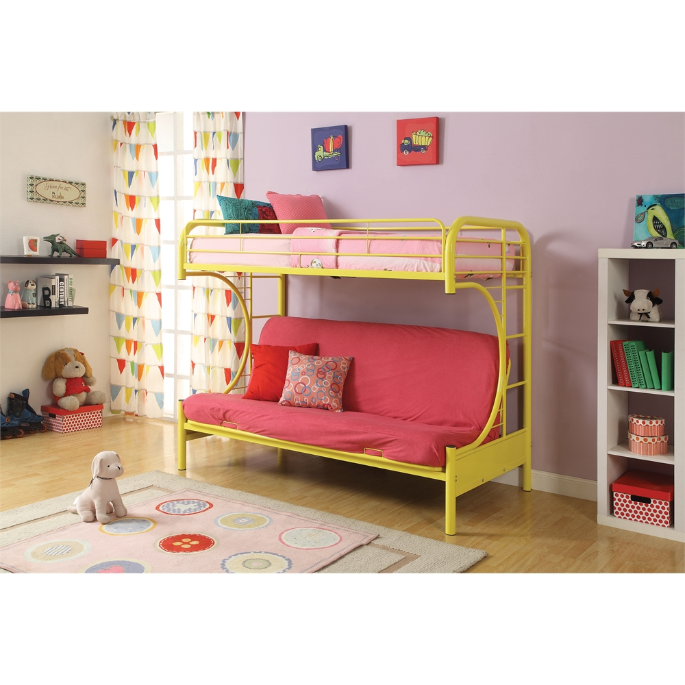 Bunk Bed (Twin/Full/Futon). Picture 2