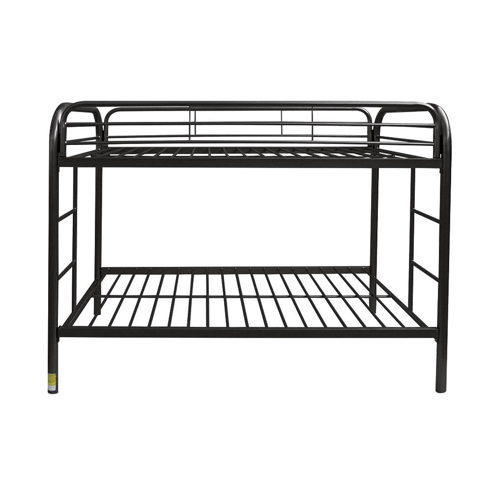 Thomas Twin/Twin Bunk Bed, Black. Picture 3