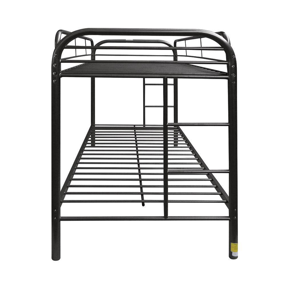 Thomas Twin/Twin Bunk Bed, Black. Picture 4