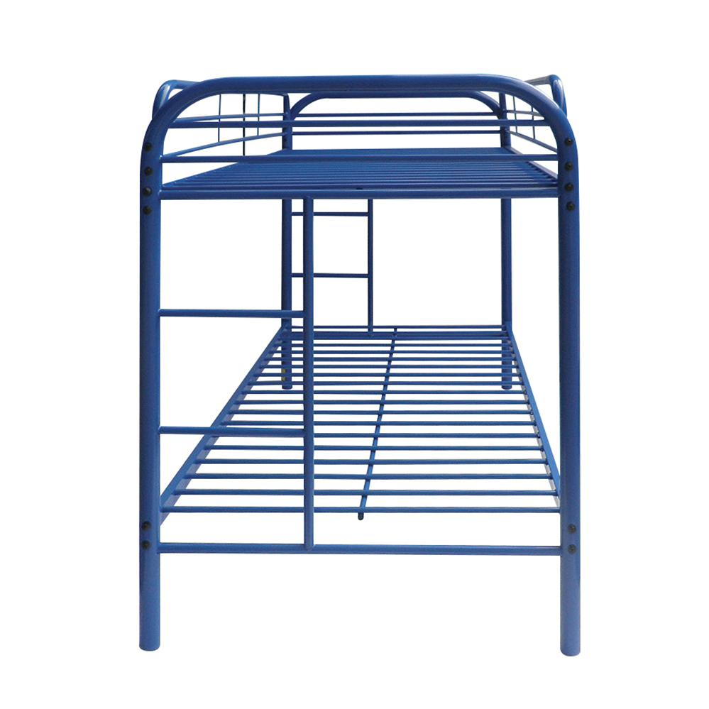 Thomas Twin/Twin Bunk Bed, Blue. Picture 4