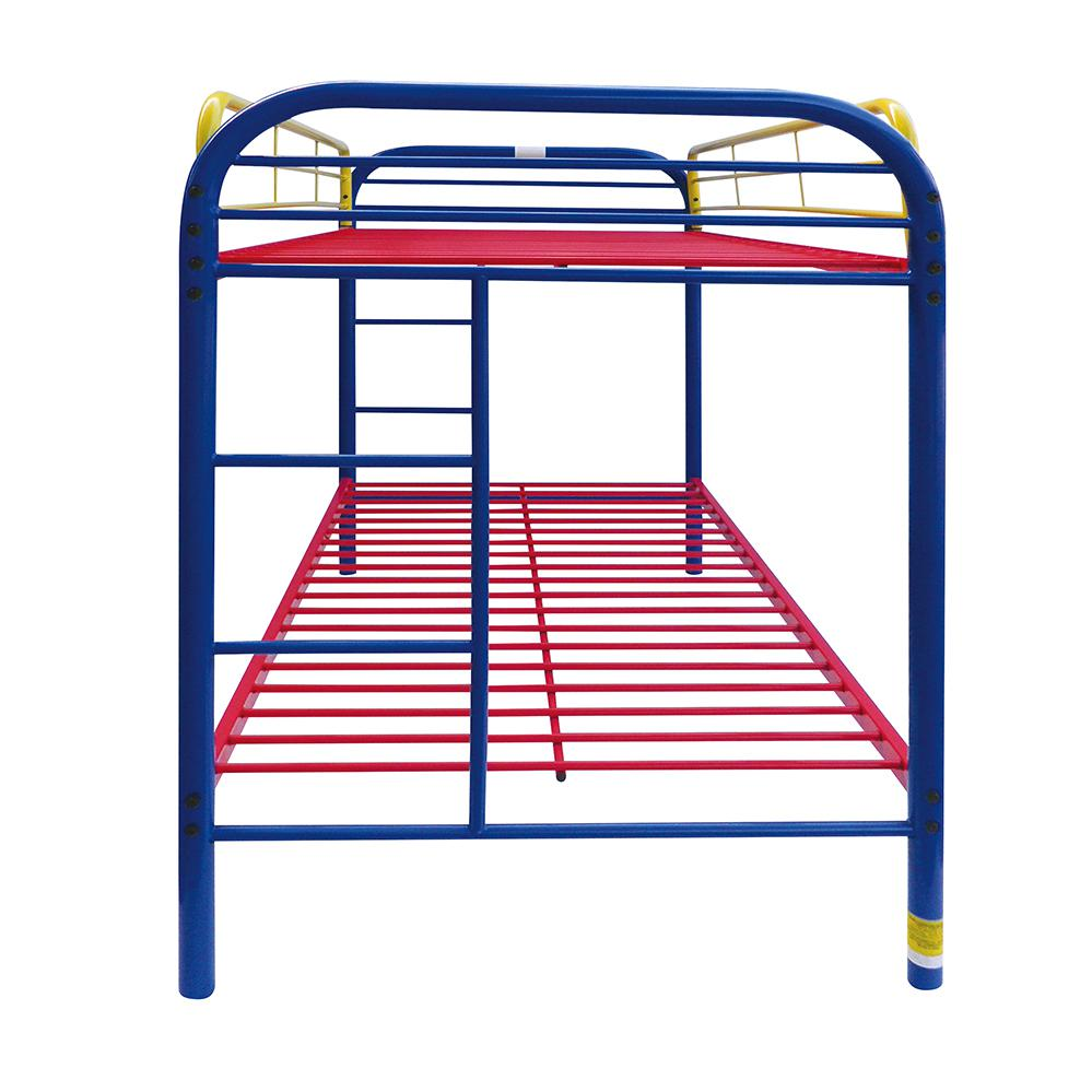Thomas Twin/Twin Bunk Bed, Rainbow. Picture 4
