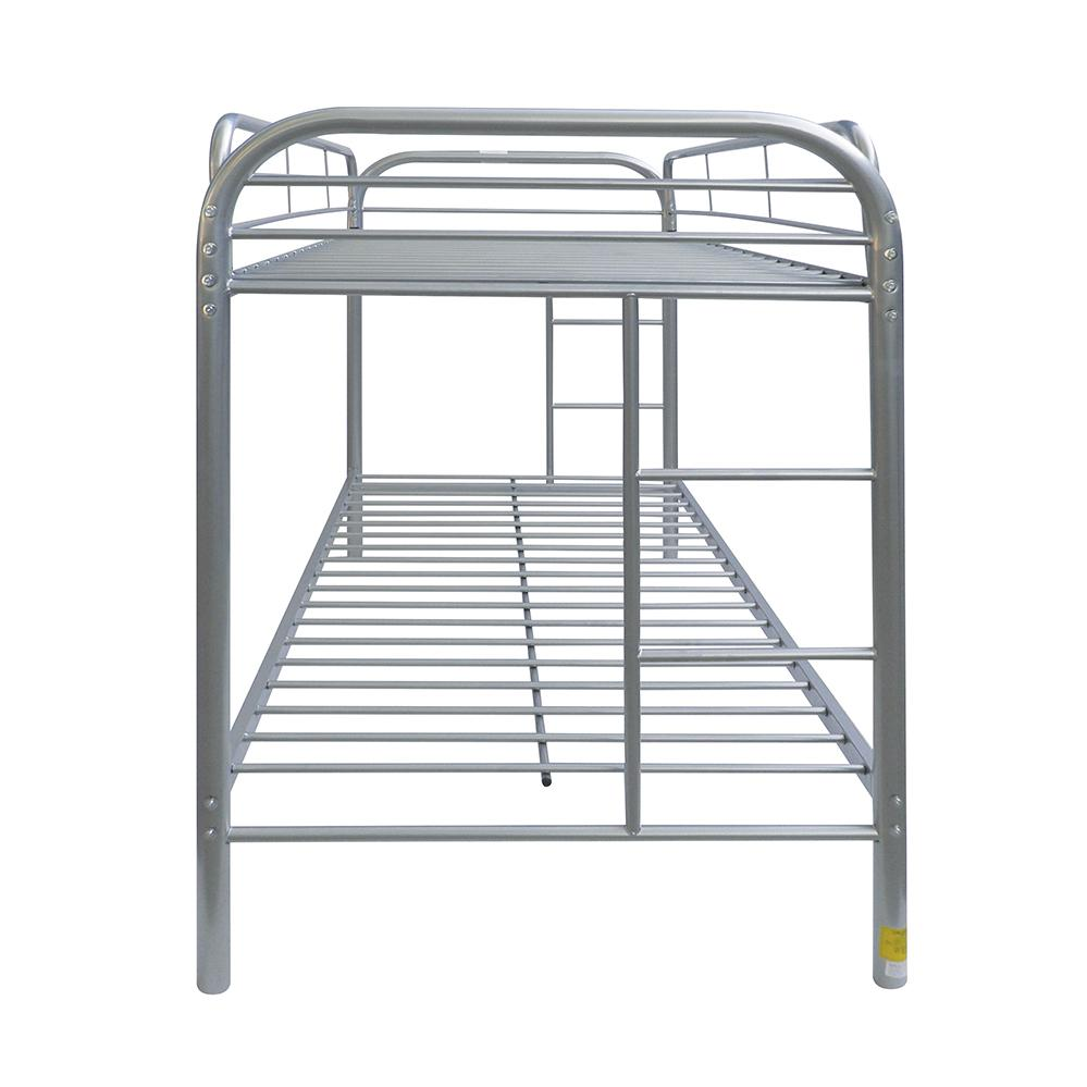 Thomas Twin/Twin Bunk Bed, Silver. Picture 4