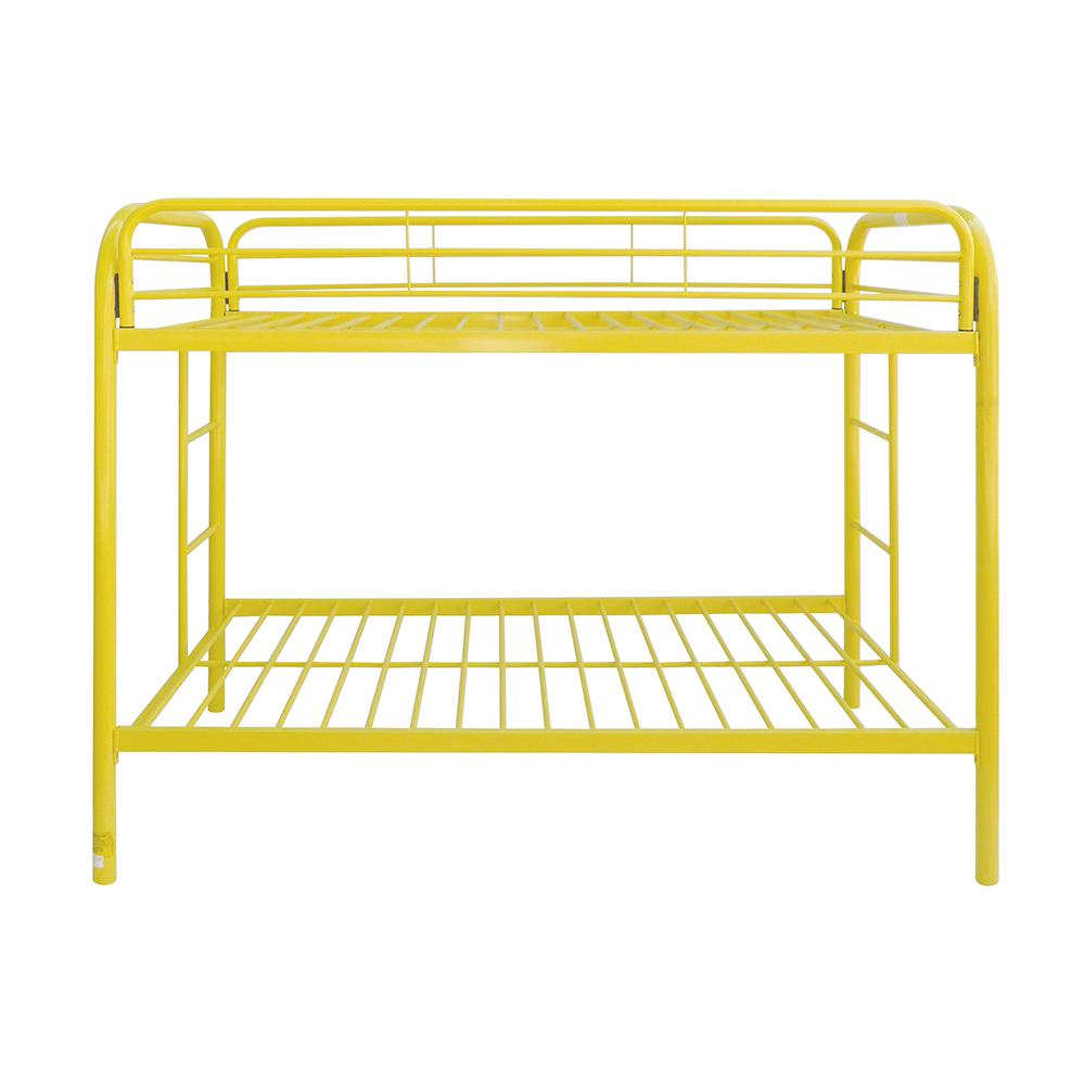 Thomas Twin/Twin Bunk Bed, Yellow. Picture 3