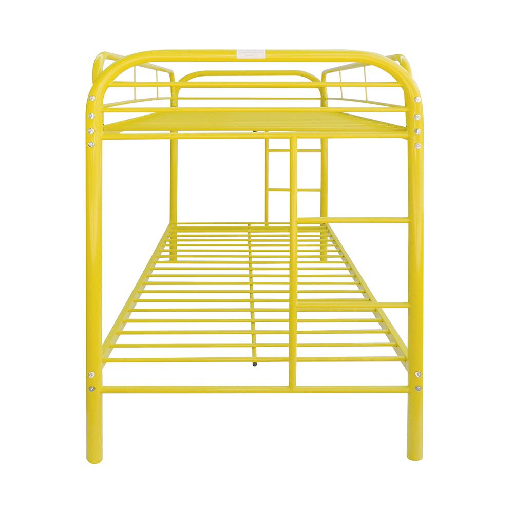 Thomas Twin/Twin Bunk Bed, Yellow. Picture 4