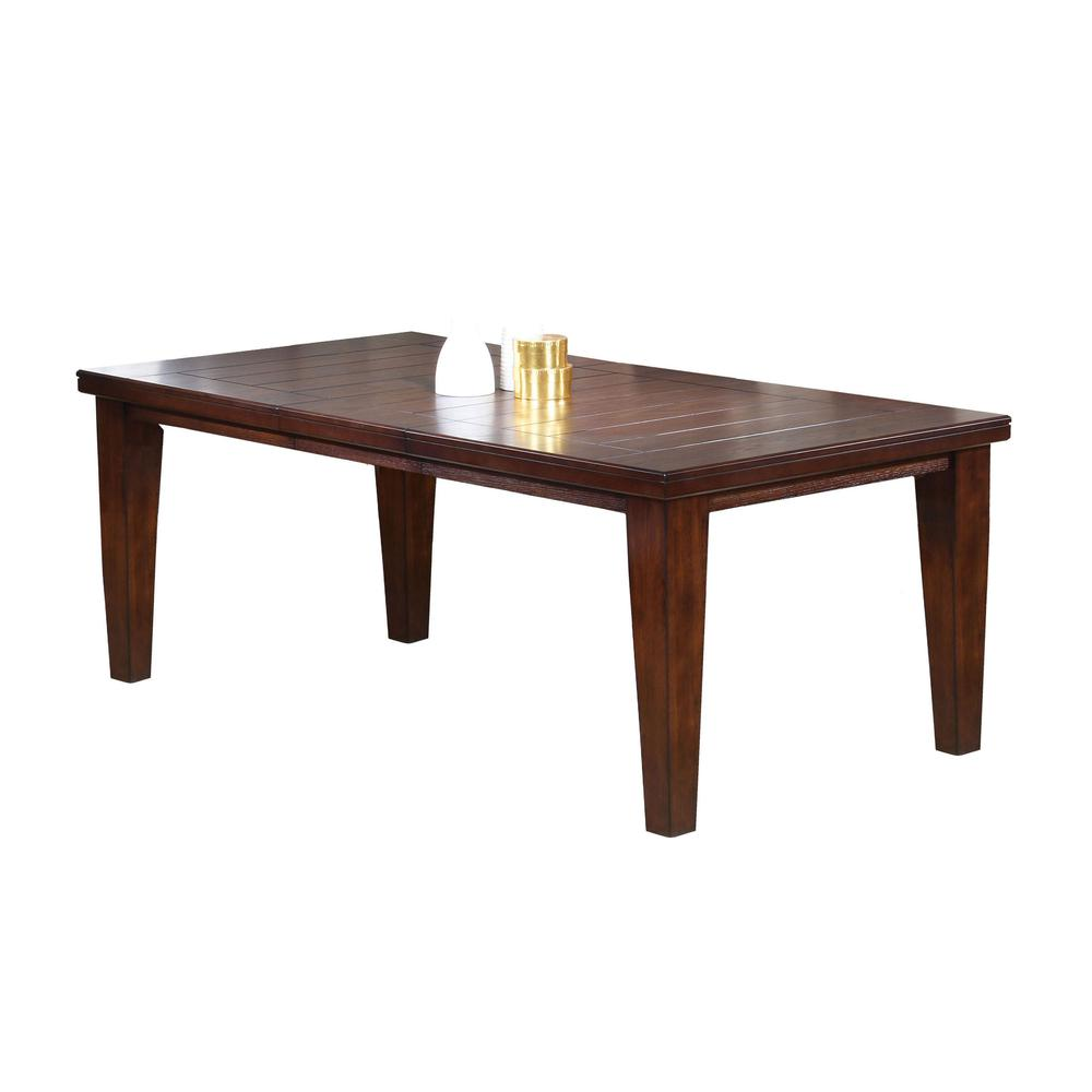 Urbana Dining Table, Cherry. Picture 2