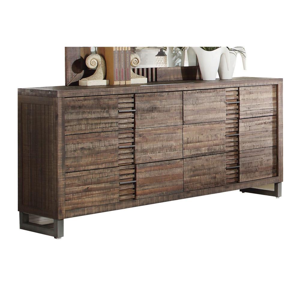 Andria Dresser, Reclaimed Oak. Picture 1