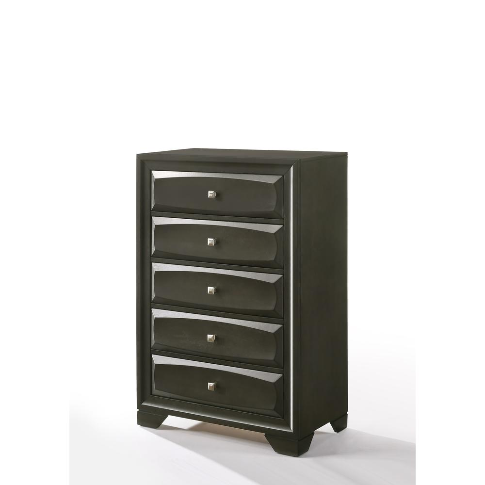 Soteris Chest, Antique Gray