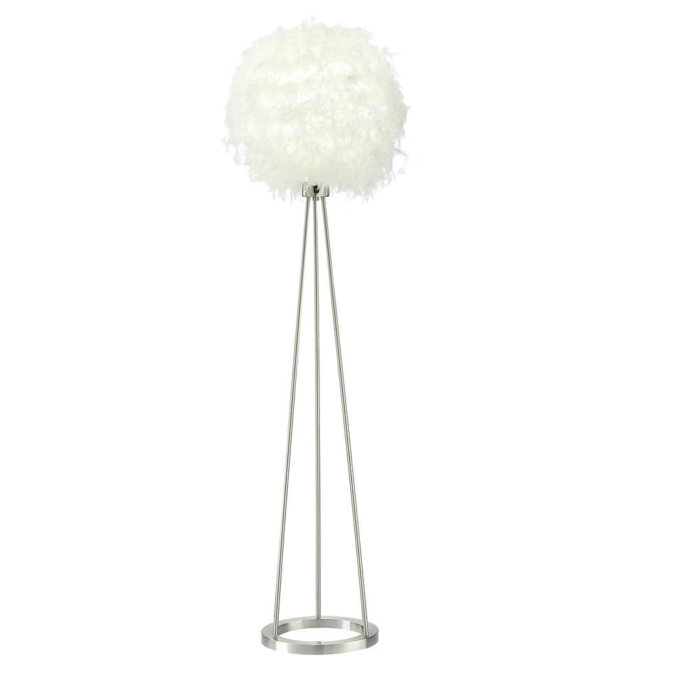 Aurinda Table Lamp, Sandy Nickel. Picture 12