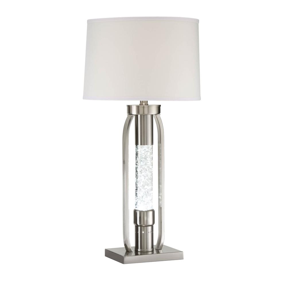 Aurinda Table Lamp, Sandy Nickel. Picture 20