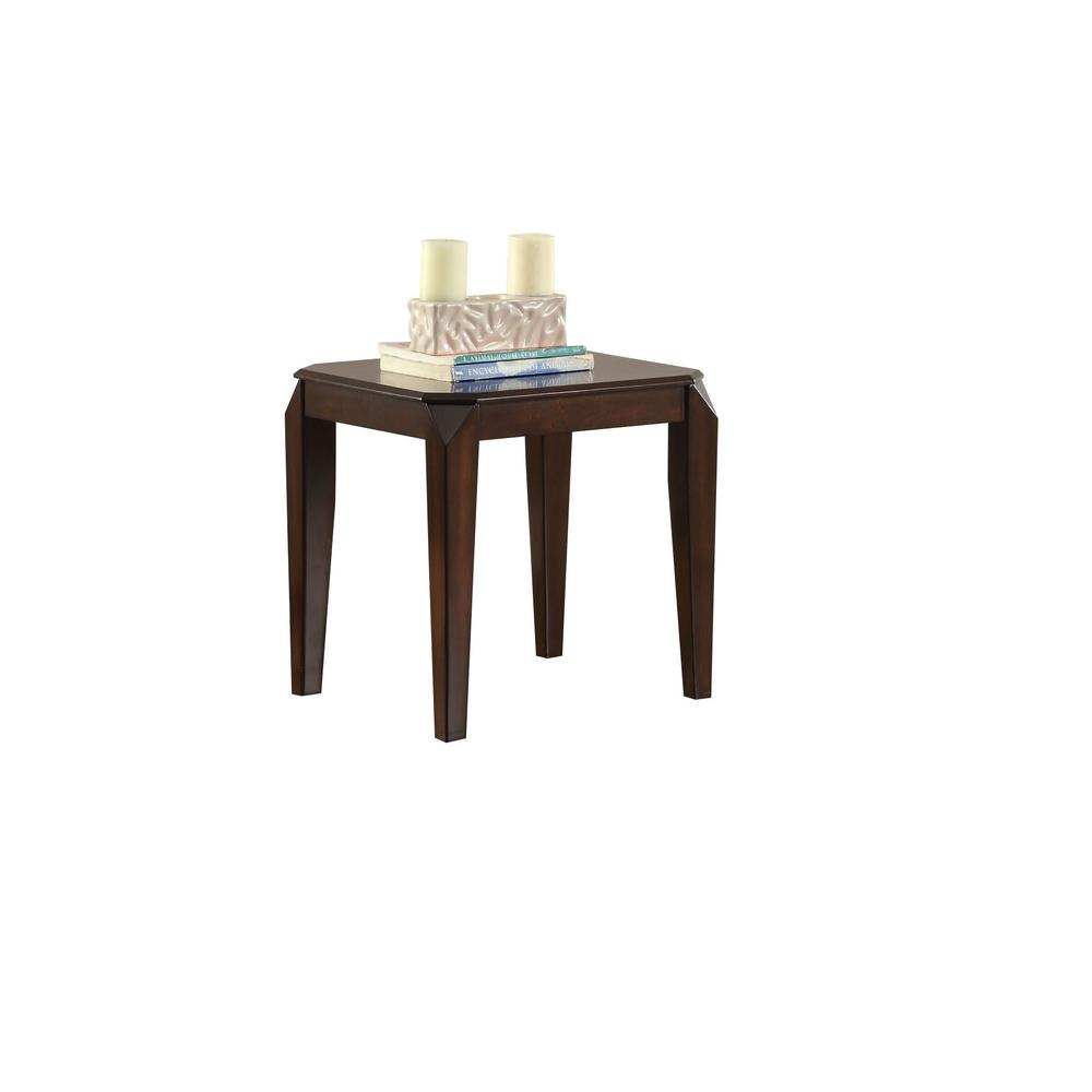 Docila End Table, Walnut. Picture 2