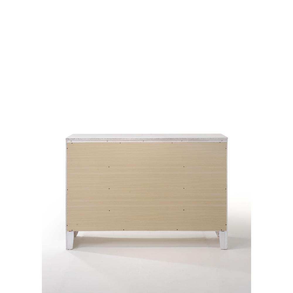 Ireland Queen Bed w/Storage, White (1Set/4Ctn). Picture 10