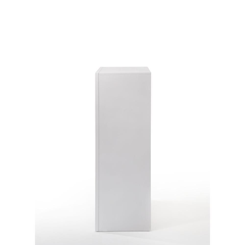 Ireland Queen Bed w/Storage, White (1Set/4Ctn). Picture 18