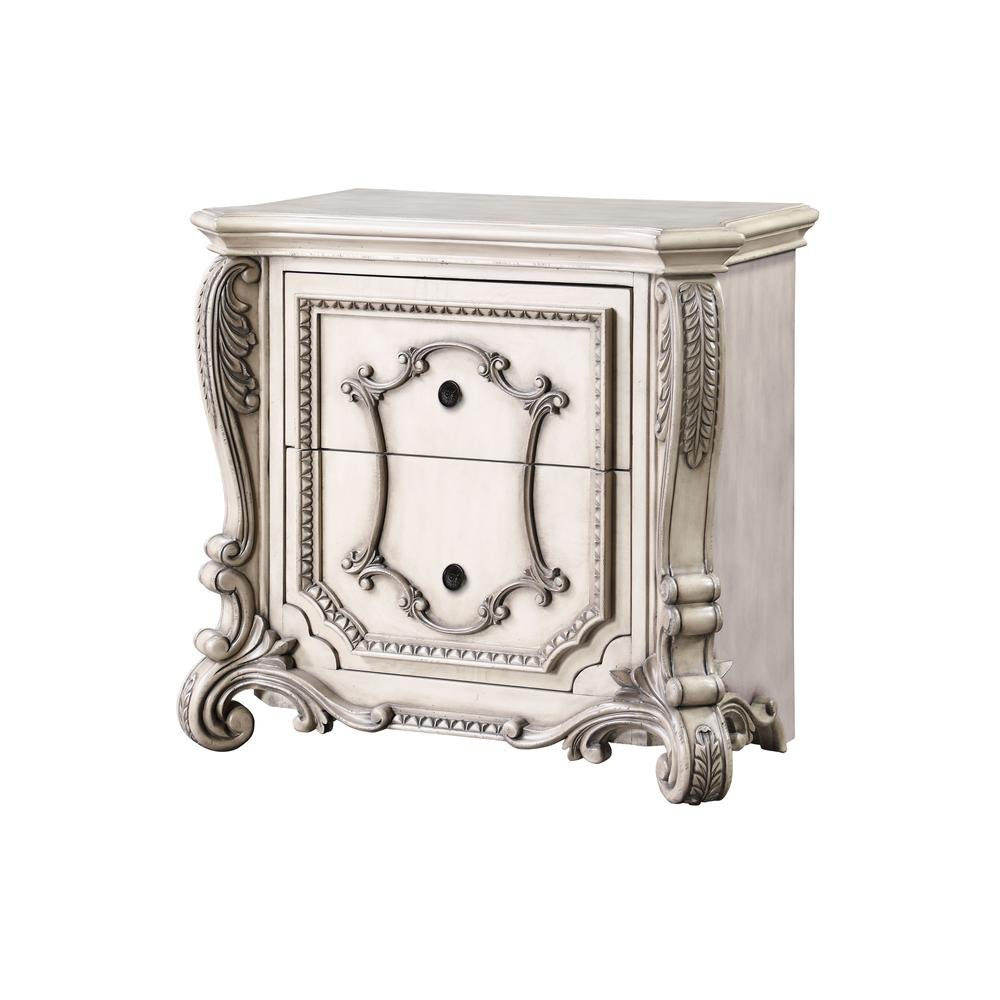 Braylee Nightstand, Antique White. Picture 1